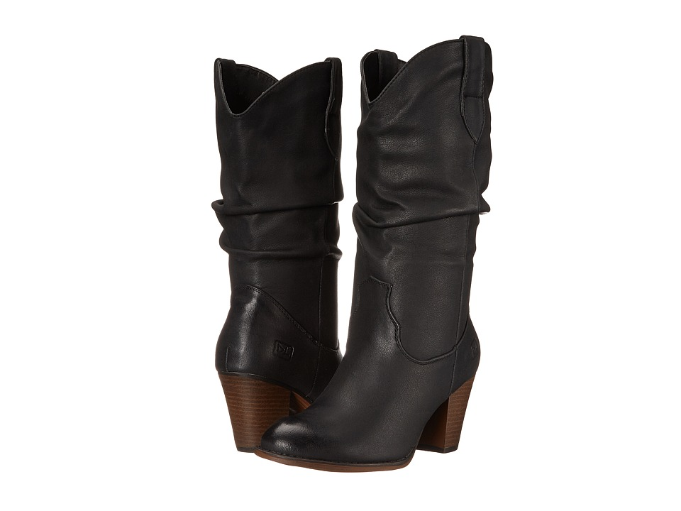 Dirty Laundry - Double Whammy (Black) Cowboy Boots
