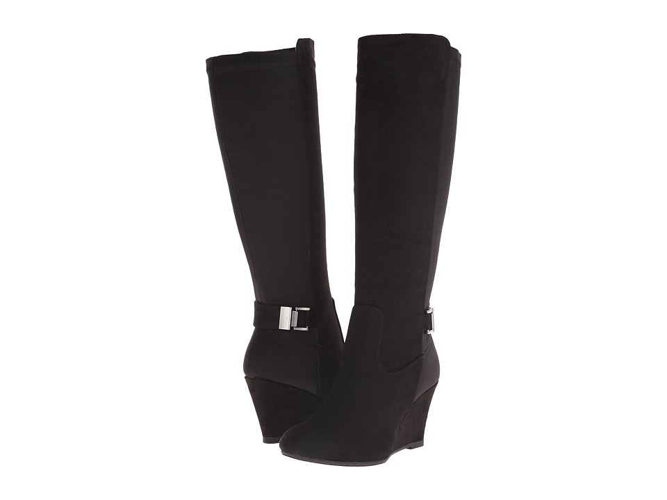 Dirty Laundry - DL Good Vibes (Black) Women's Zip Boots