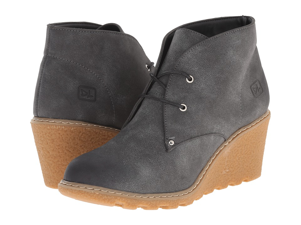 Dirty Laundry - Hartford (Black) Women's Lace-up Boots