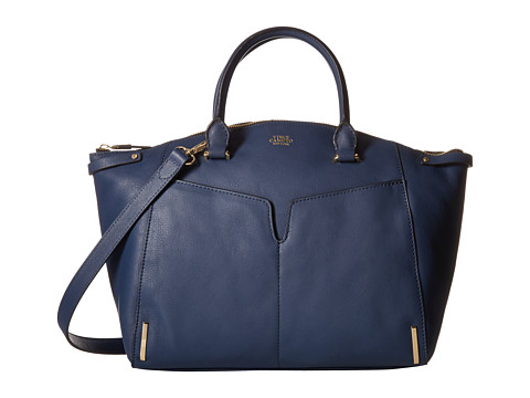 Vince Camuto - Asha Satchel (Dress Blue) Satchel Handbags