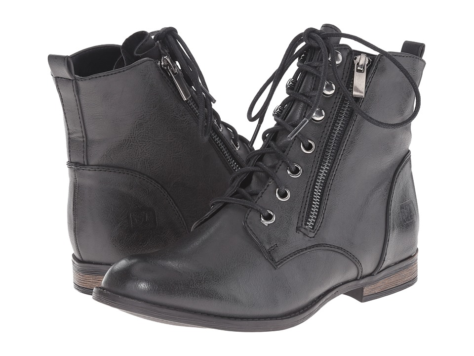 Dirty Laundry - Kranberri (Black) Women's Lace-up Boots