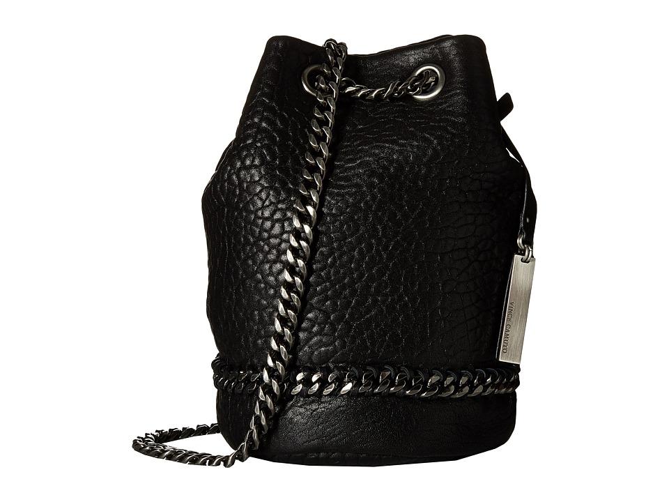 Vince Camuto - Zigy Large Crossbody (Black) Cross Body Handbags