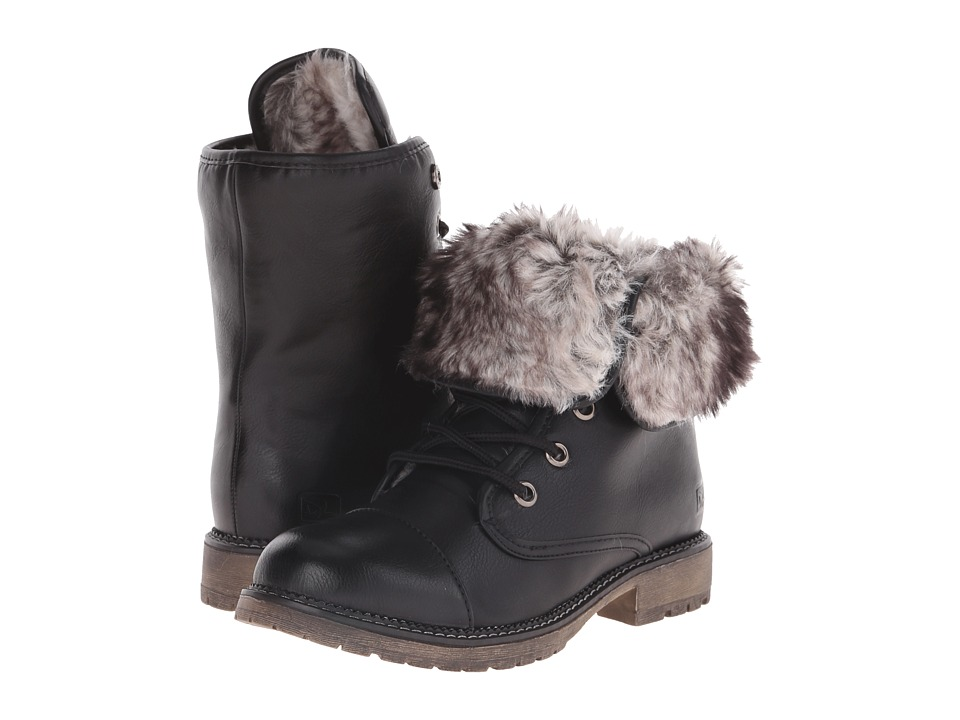 Dirty Laundry - Razorbill (Black) Women's Cold Weather Boots
