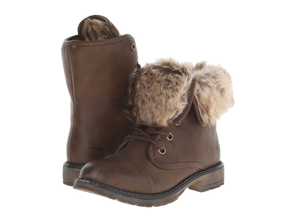 Dirty Laundry - Razorbill (Rich Brown) Women's Cold Weather Boots