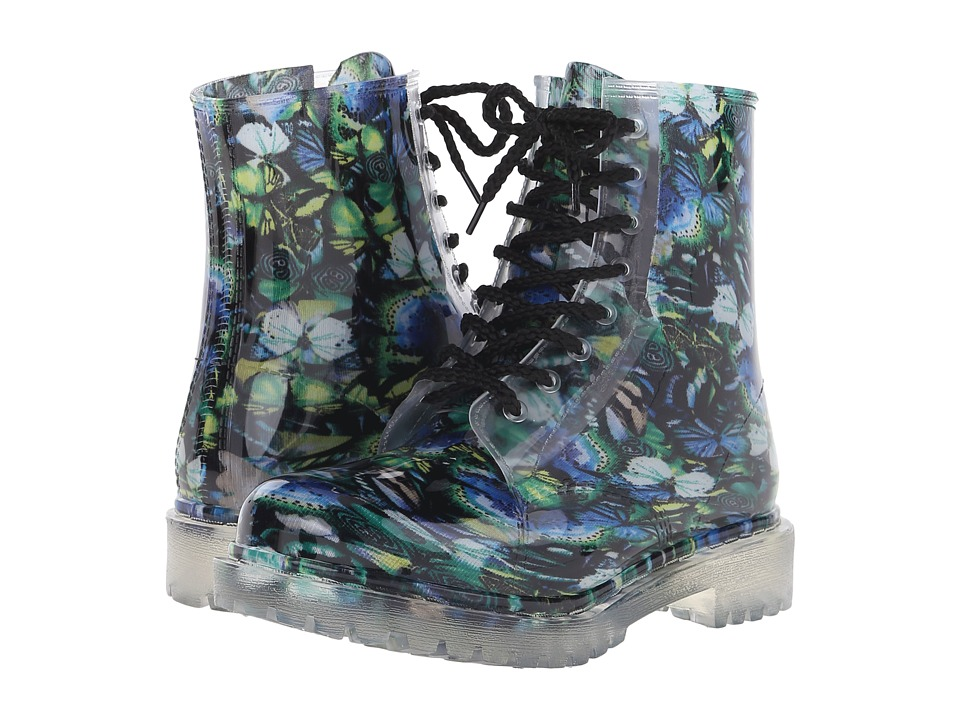 Dirty Laundry - Roadie (Blue) Women's Lace-up Boots