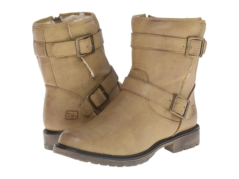 Dirty Laundry - Riotgirl (Mud) Women's Pull-on Boots