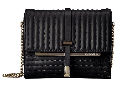 Vince Camuto - Leila Shoulder (Raven) Shoulder Handbags