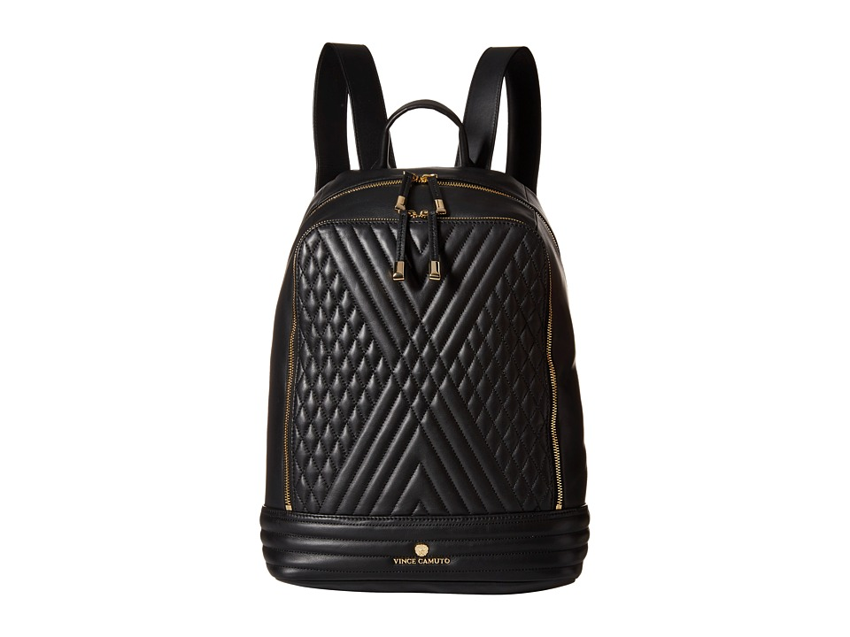 Vince Camuto - Rizzo Backpack (Raven) Backpack Bags
