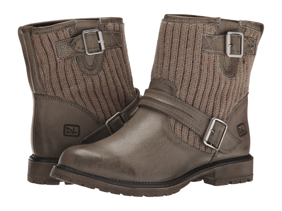 Dirty Laundry - Roger That (Light Grey) Women's Pull-on Boots