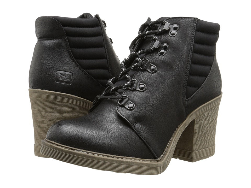 Dirty Laundry - Rockstar (Black) Women's Lace-up Boots