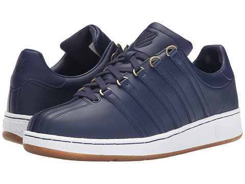 K-Swiss - Classic VN (Navy/Gum) Men's Shoes