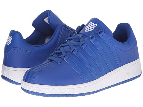 K-Swiss - Classic VN (Classic Blue/White) Men's Shoes