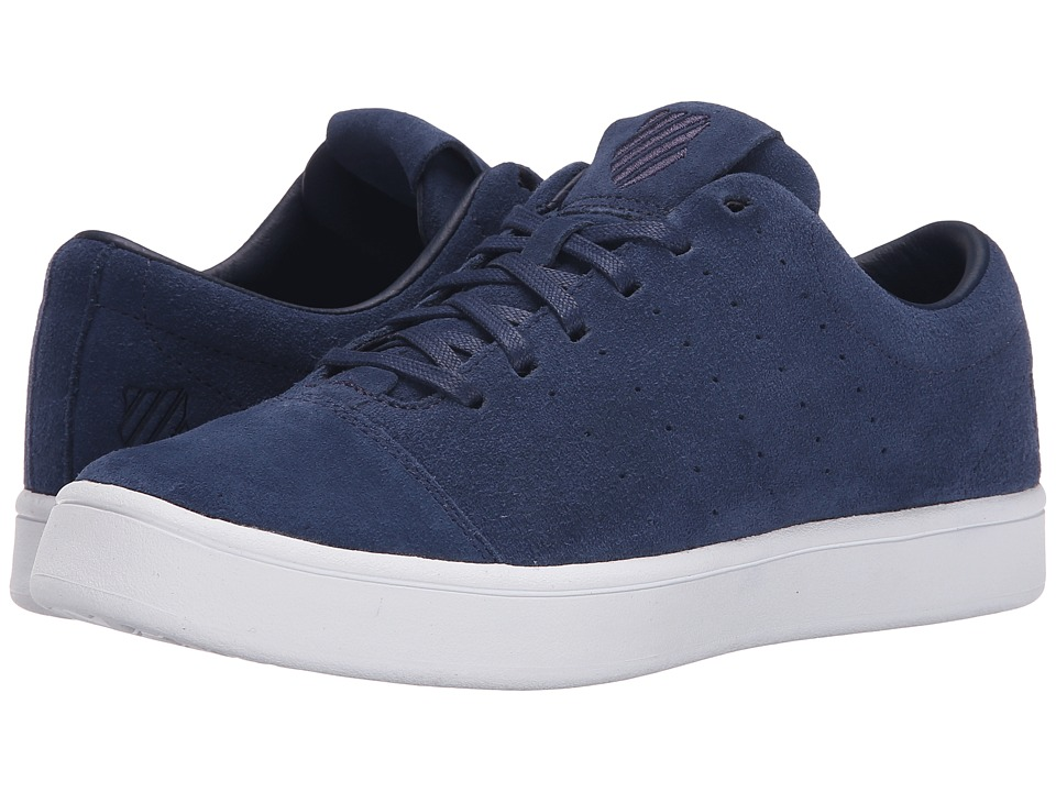 K-Swiss - Washburn SDE (Navy/White) Men's Court Shoes