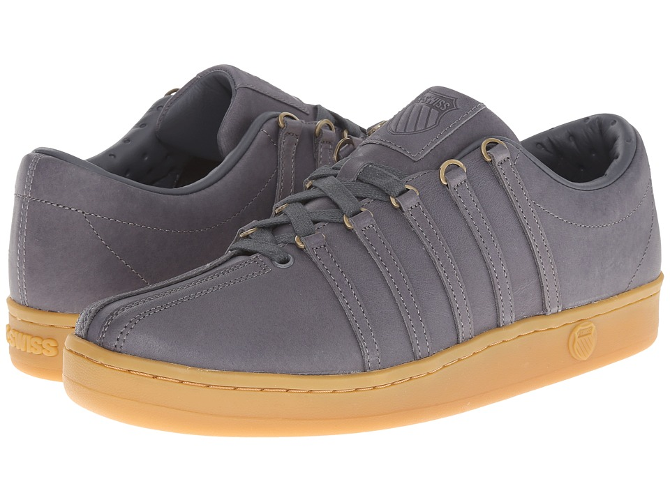 K-Swiss - The Classic (Charcoal/Gum) Men
