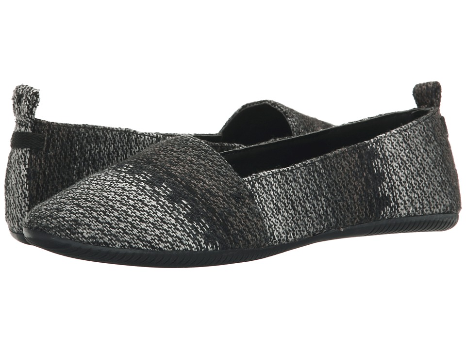 MIA - Harry (Black Multi) Women's Flat Shoes