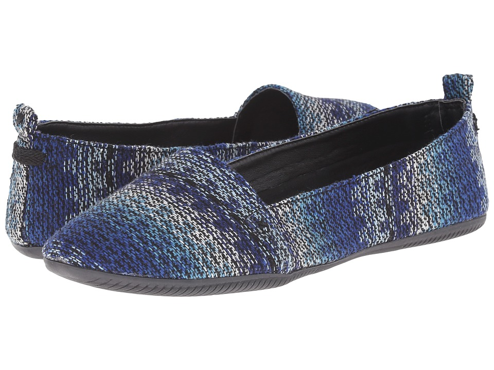 MIA - Harry (Navy Multi) Women's Flat Shoes