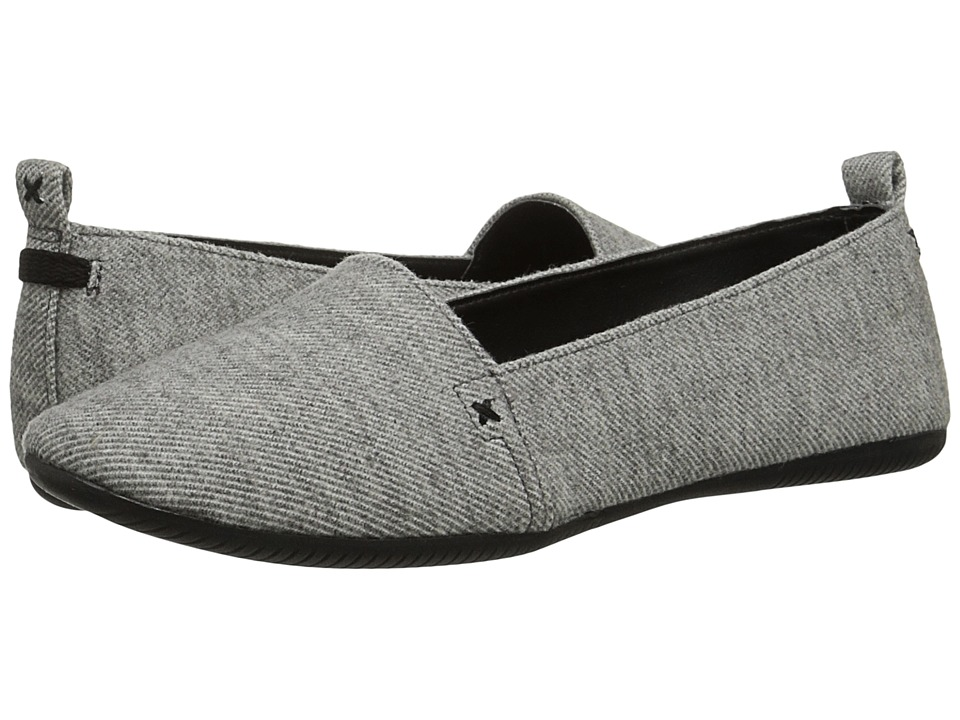 MIA - Harry (Grey) Women's Flat Shoes