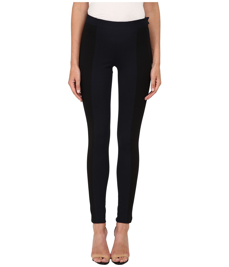 Paul Smith - Stretch Pants (Navy/Black) Women's Casual Pants