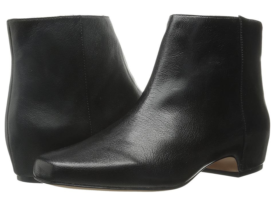 Nine West Hugginsi (Black Leather) Women