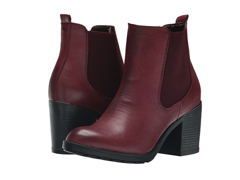 MIA - Fernando (Burgundy) Women's Shoes