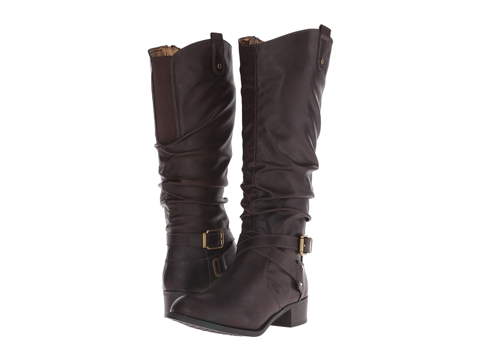 Mootsies Tootsies - Velocity (Dark Brown) Women