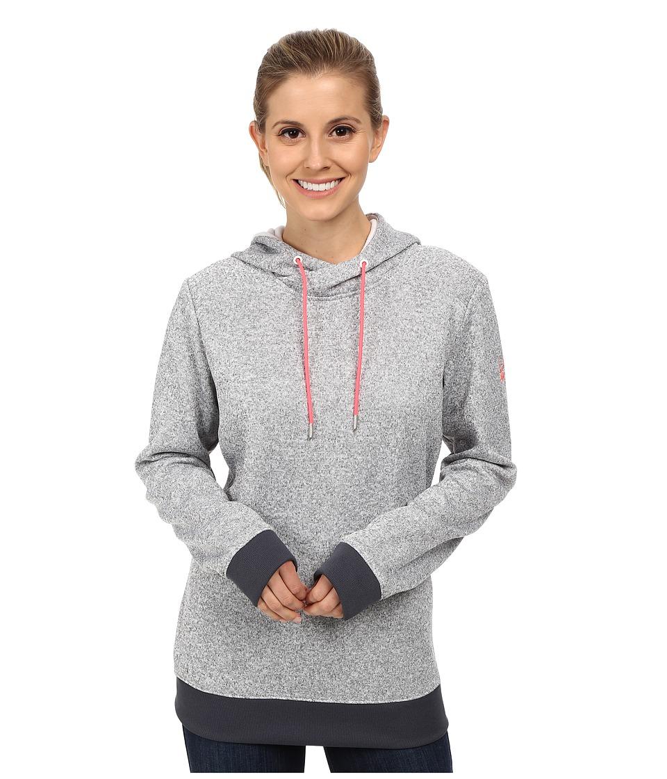 Spyder - Urban Chic Sweater (White/Bryte Pink) Women