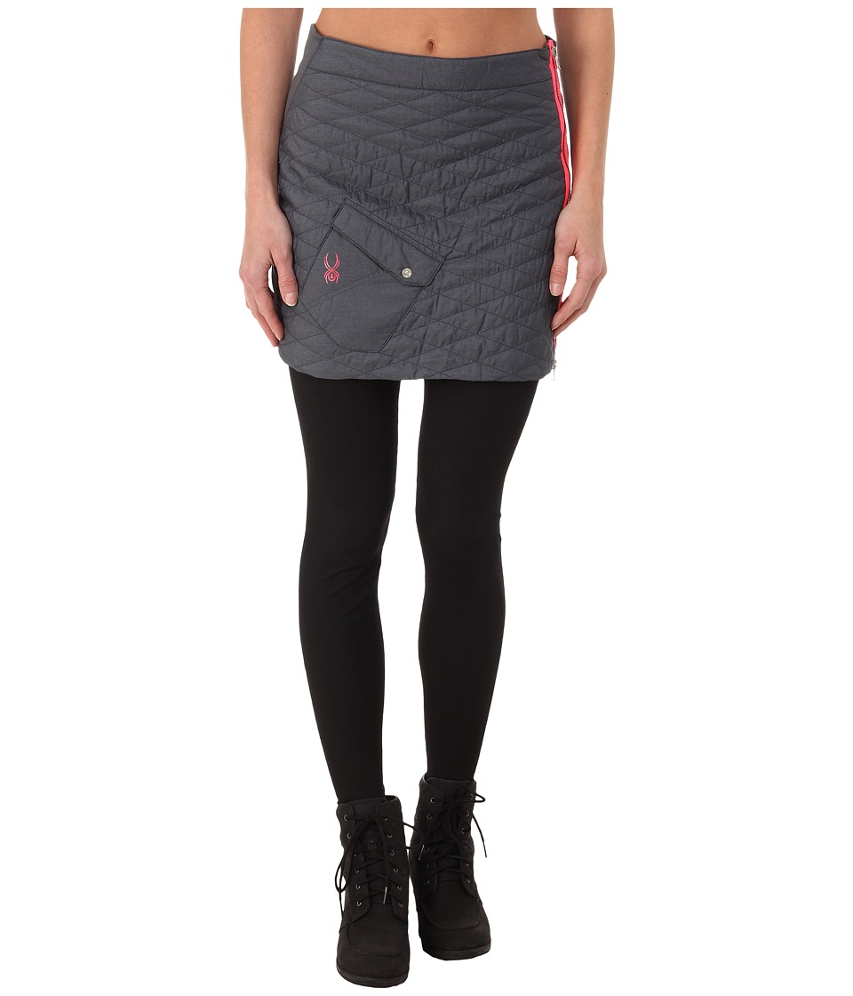 Spyder - Coupe Skirt (Depth/Bryte Pink) Women