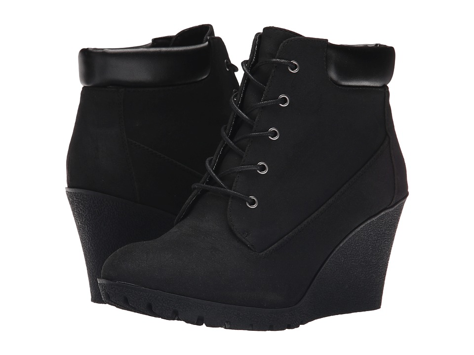 MIA - Rosemary (Black) Women's Shoes