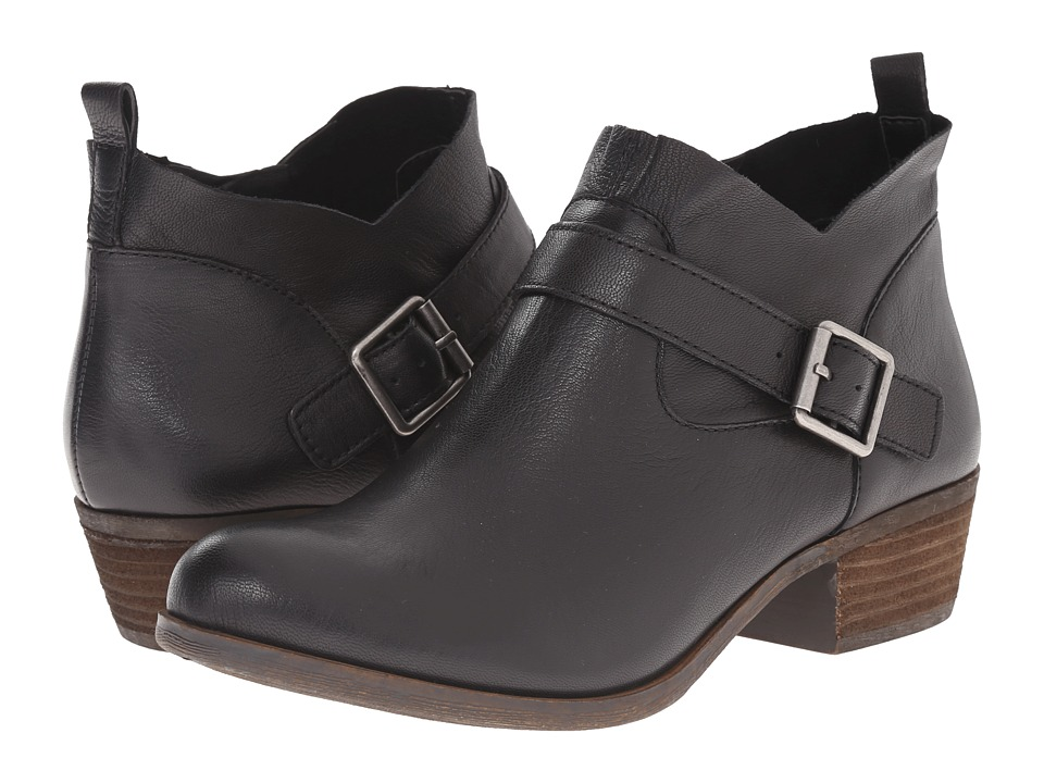 Lucky Brand - Boomer (Black) Women