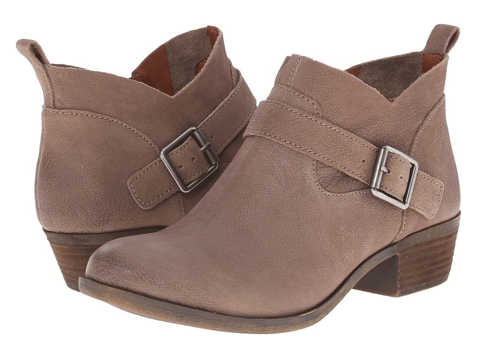 Lucky Brand Boomer (Brindle) Women