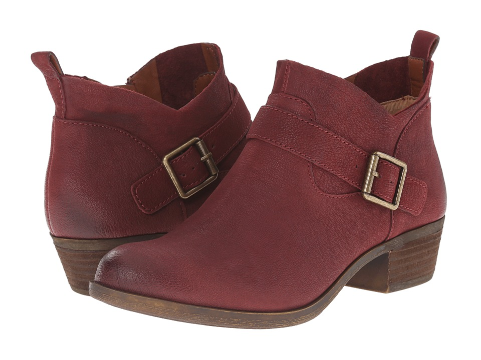 Lucky Brand - Boomer (Ruby Wine) Women's Boots