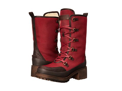 Lucky Brand - Alascan (Ruby Wine) Women's Boots