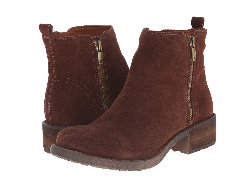 Lucky Brand Darbie (Nutmeg) Women