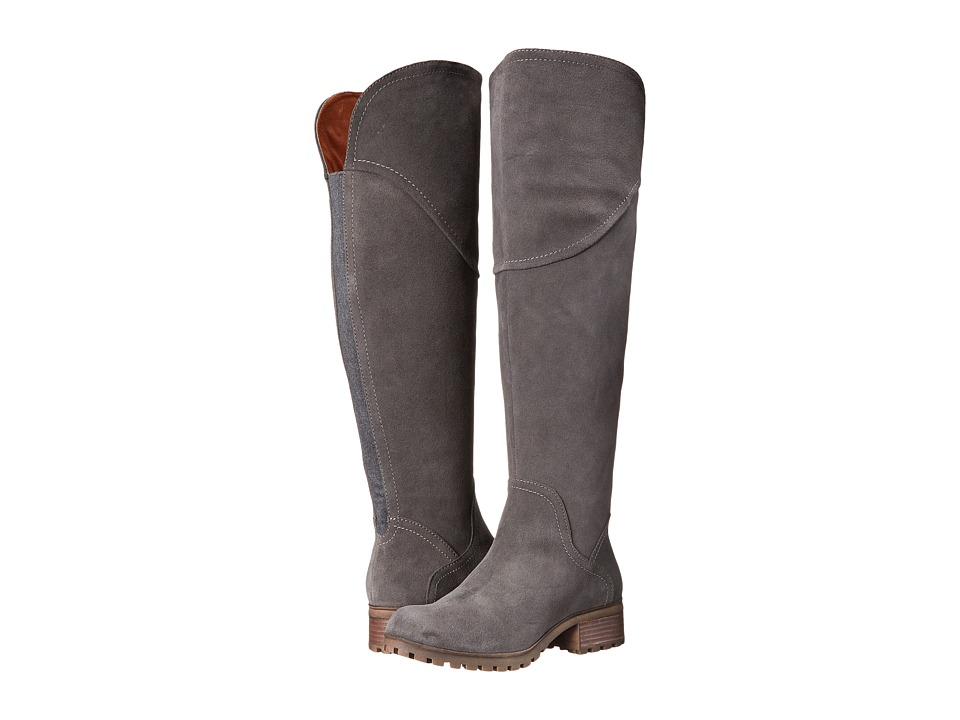 Lucky Brand - Harleen Wide Shaft (Storm) Women's Boots