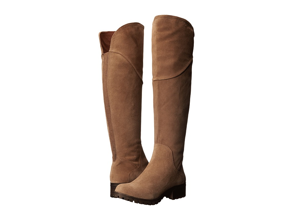 Lucky Brand - Harleen (Sesame) Women's Boots