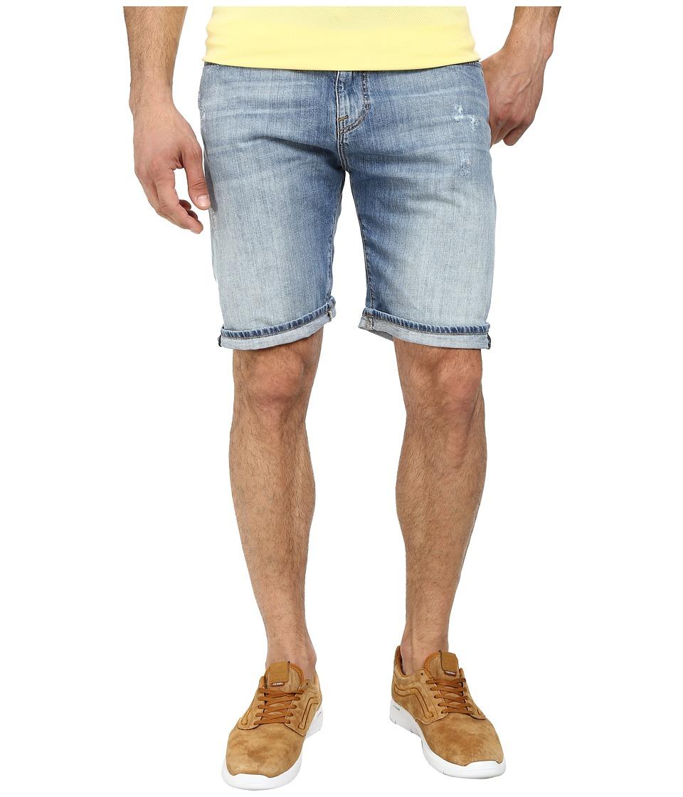 Mavi Jeans - Brian Shorts in Light Denim (Light Denim) Men's Shorts