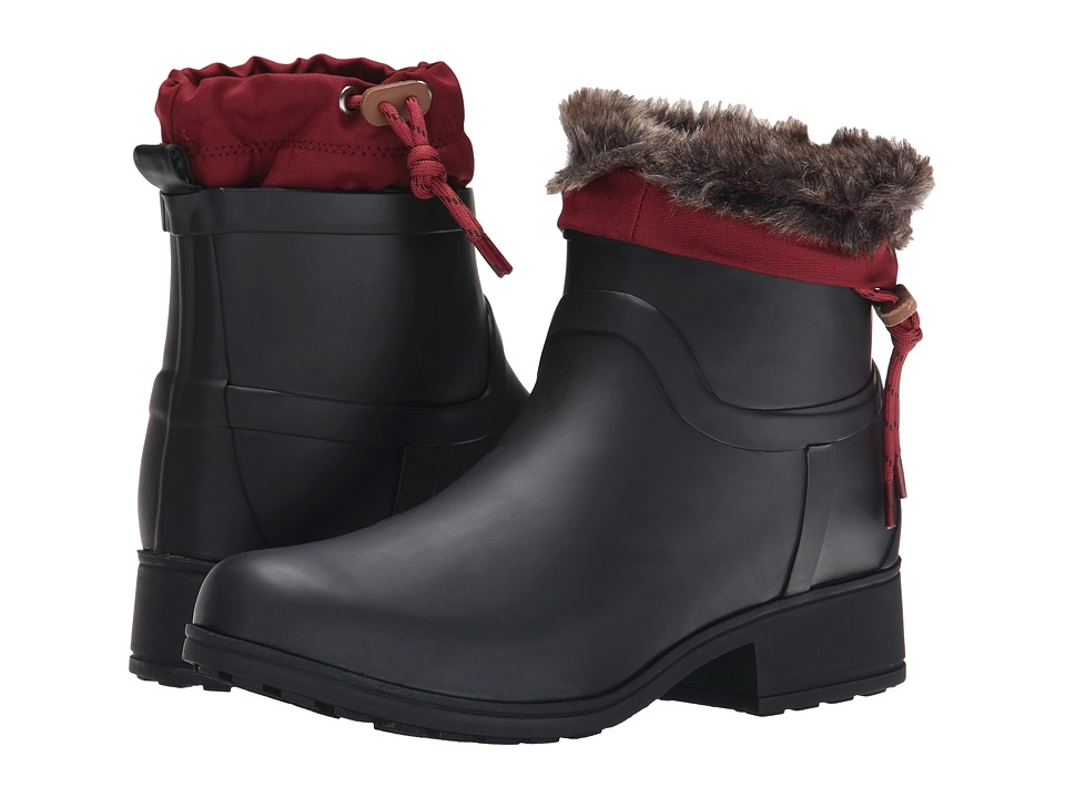 Lucky Brand Rebeka (Black/Ruby) Women
