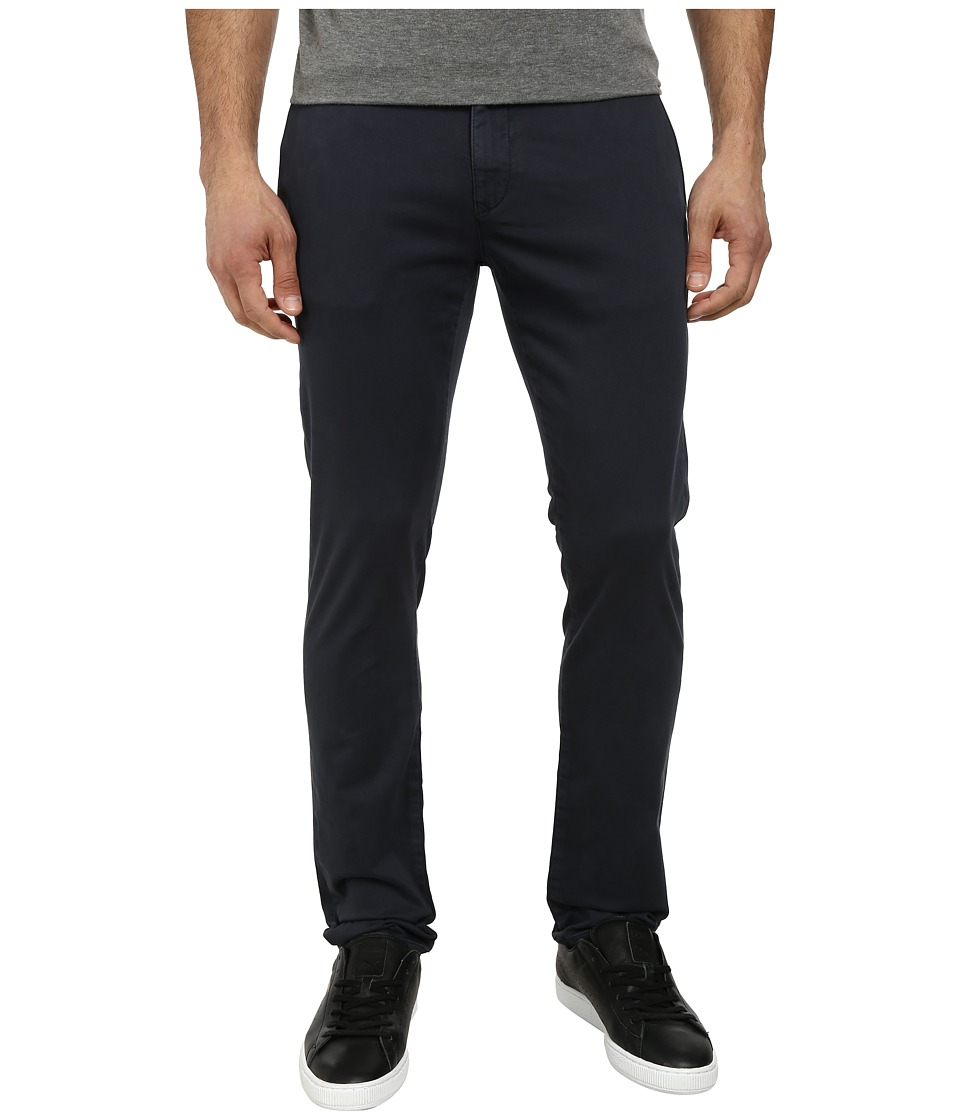 Mavi Jeans - Johnny Slim Leg in Indigo Twill (Indigo Twill) Men