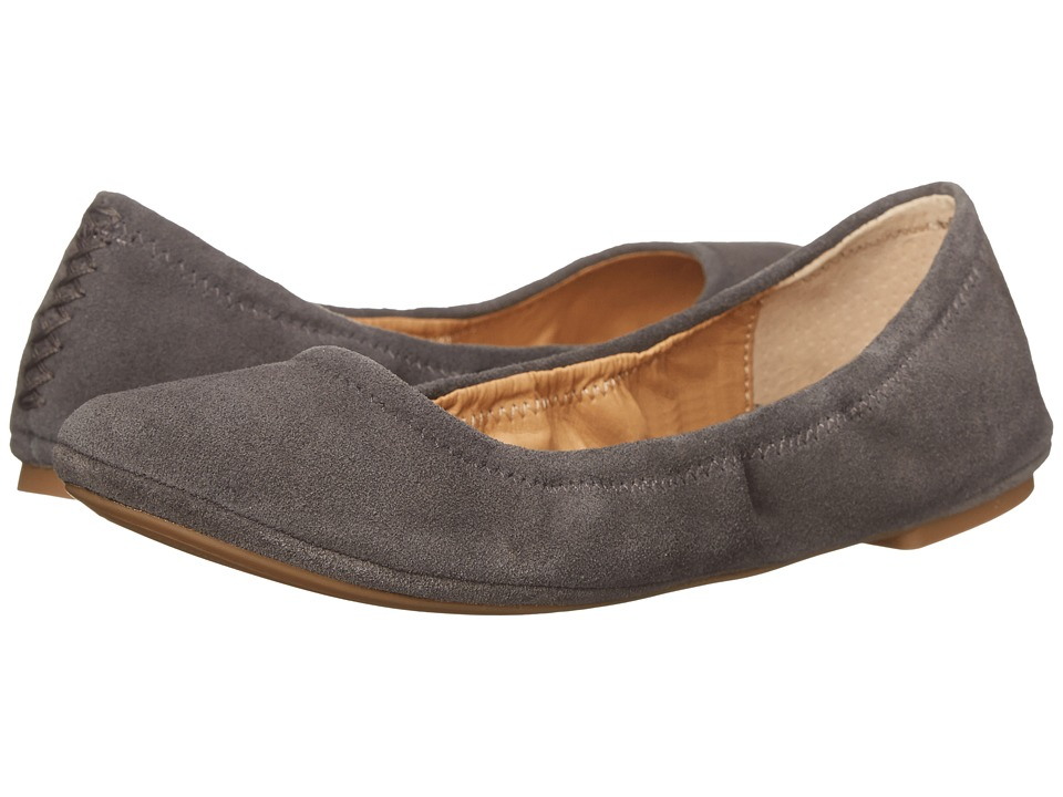 Lucky Brand - Emmie (Storm) Women's Flat Shoes