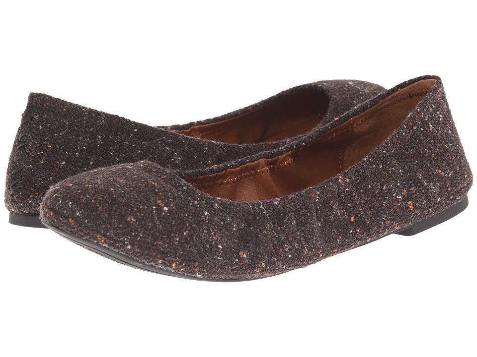 Lucky Brand - Emmie (Black 2) Women's Flat Shoes