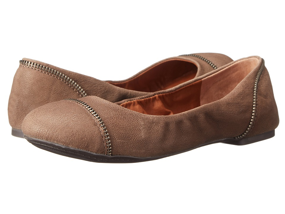 Lucky Brand - Esste (Brindle) Women's Flat Shoes