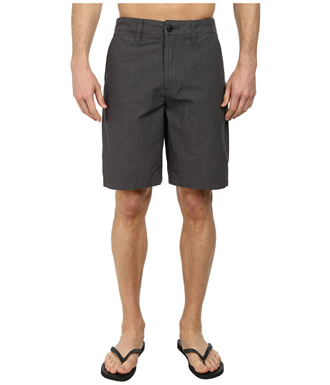 Quiksilver - Rogue Walkshorts (Black) Men's Shorts