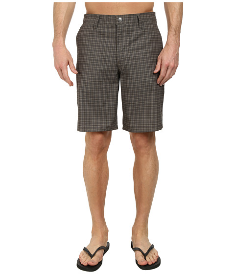 Quiksilver - Off The Grid Walkshorts (Bark) Men