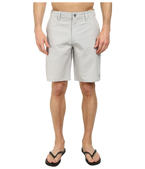 Quiksilver - Striker Walkshorts (Steel) Men's Shorts