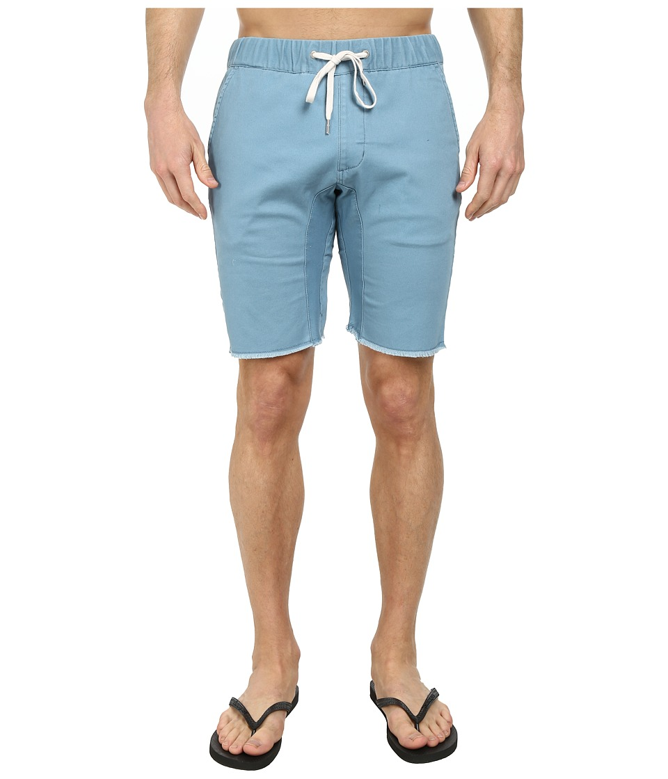 Quiksilver - Stanmore Walkshorts (Bluestone) Men's Shorts