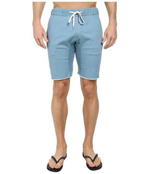 Quiksilver - Stanmore Walkshorts (Bluestone) Men