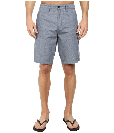 Quiksilver - Nepptune Walkshorts (Dark Denim) Men's Shorts