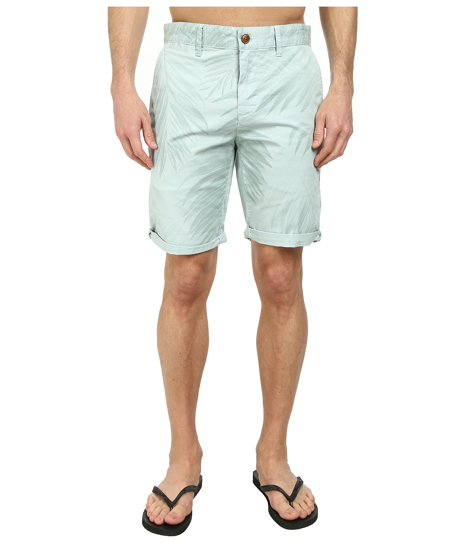 Quiksilver - Krandy Walkshorts (Harbor Gray) Men's Shorts