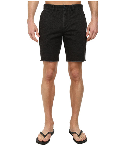 Quiksilver - New Echo Walkshorts (Tarmac) Men's Shorts