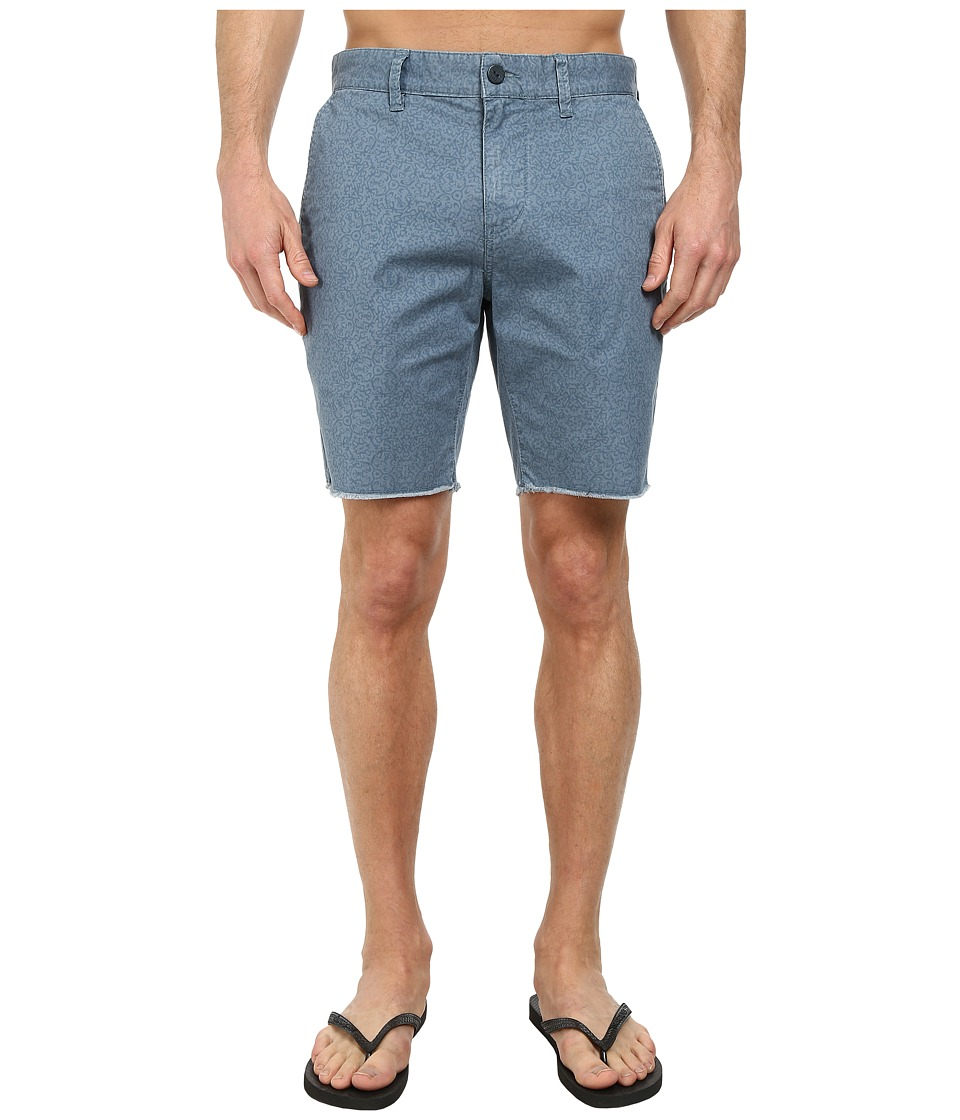 Quiksilver - New Echo Walkshorts (Bluestone) Men